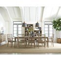 Kincaid Furniture Symmetry Dining Room Group - Item Number: 939 Dining Room Group 2