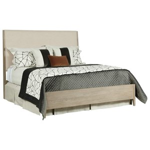 Incline Queen Upholstered Bed