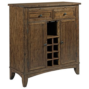 Kincaid Furniture The Nook Wine Server