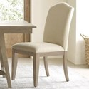 Kincaid Furniture The Nook Parson's Side Chair - Item Number: 665-641