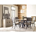 Kincaid Furniture Trails Casual Dining Room Group - Item Number: 813 Dining Room Group 1