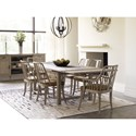 Kincaid Furniture Trails Formal Dining Room Group - Item Number: 813 Dining Room Group 4
