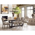 Kincaid Furniture Trails Formal Dining Group - Item Number: 813 Dining Room Group 6