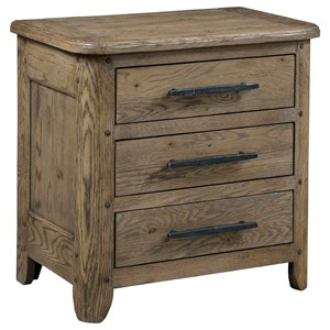 Kincaid Furniture Trails Dupont Nightstand