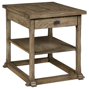 Kessel End Table