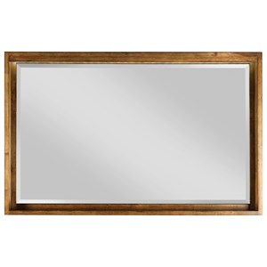 Kincaid Furniture Traverse Glazier Mirror