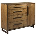 Kincaid Furniture Traverse Millwright Dresser - Item Number: 660-250