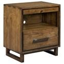 Kincaid Furniture Traverse Cabinetmaker Nightstand - Item Number: 660-411