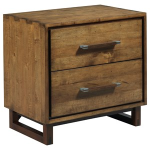 Kincaid Furniture Traverse Cooper Nightstand