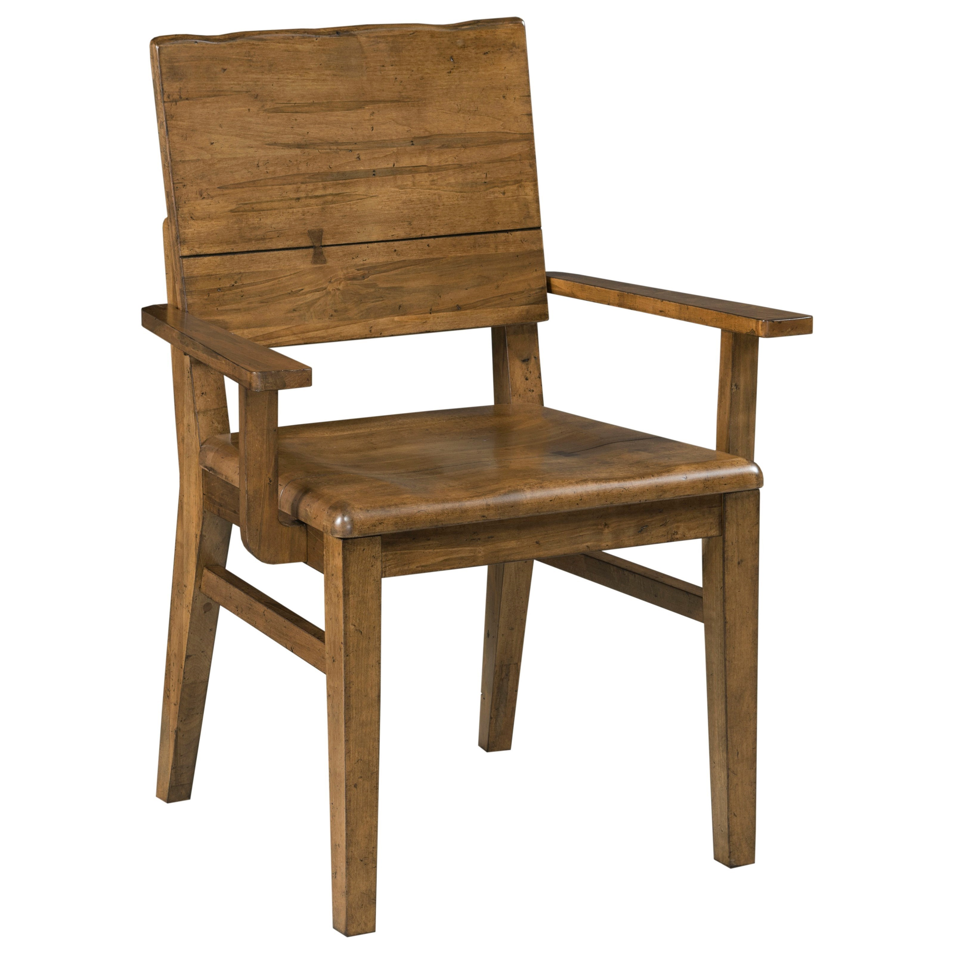 Woodcrafter's Arm Chair
