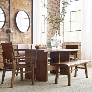 Kincaid Furniture Traverse 6 Pc Dining Set