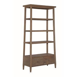 Kincaid Furniture Treasures Mesa Bookcase