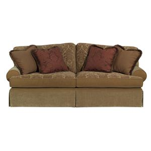 Kincaid Furniture Tulsa  Stationary Sofa