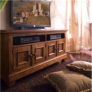 Kincaid Furniture Tuscano Entertainment Console 65