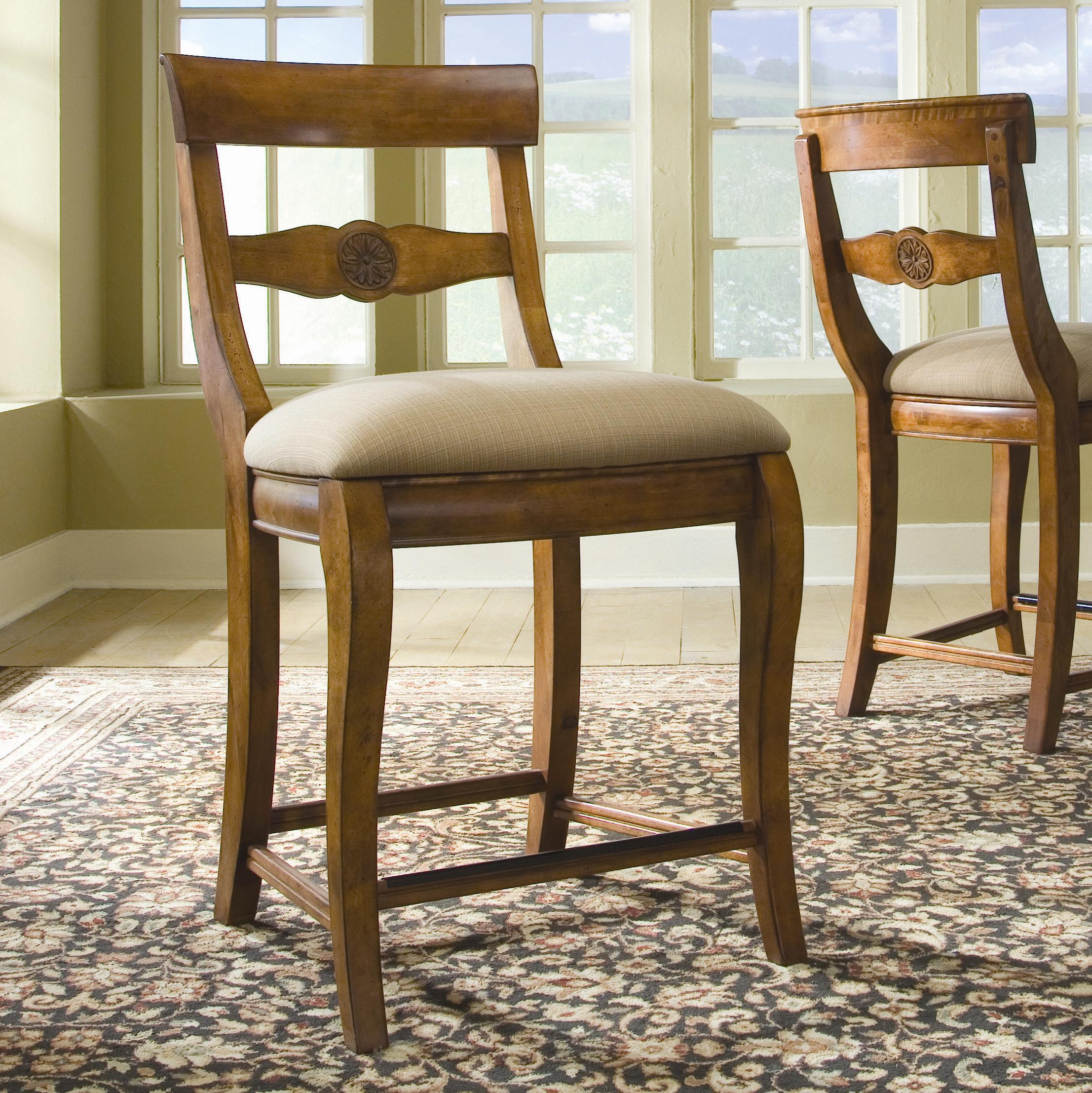 Tuscano Counter Height Chair By Kincaid Furniture