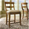 Morris Home Furnishings Tuscano Counter Height Chair - Item Number: 96-067