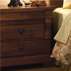 Kincaid Furniture Tuscano Bedside Chest