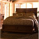 Kincaid Furniture Tuscano California King Low Profile Bed - Item Number: 96-153P
