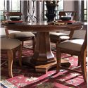 "Kincaid Furniture Tuscano 58"" Round Dining Table - Item Number: 96002+052"