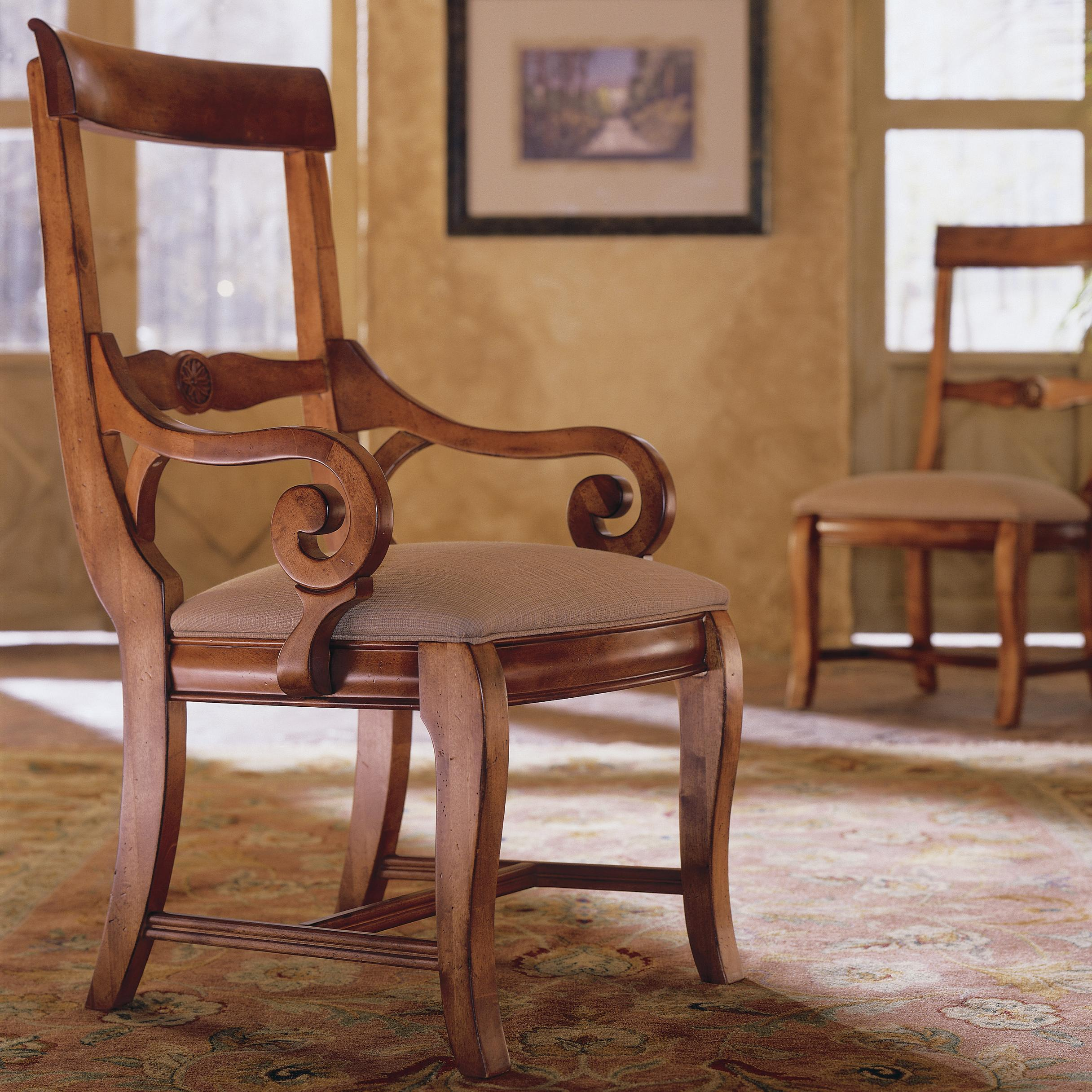 Kincaid Furniture Tuscano Arm Chair   Item Number: 96062