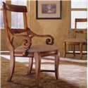 Kincaid Furniture Tuscano Arm Chair - Item Number: 96062