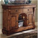 Kincaid Furniture Tuscano Sideboard with Marble Top
