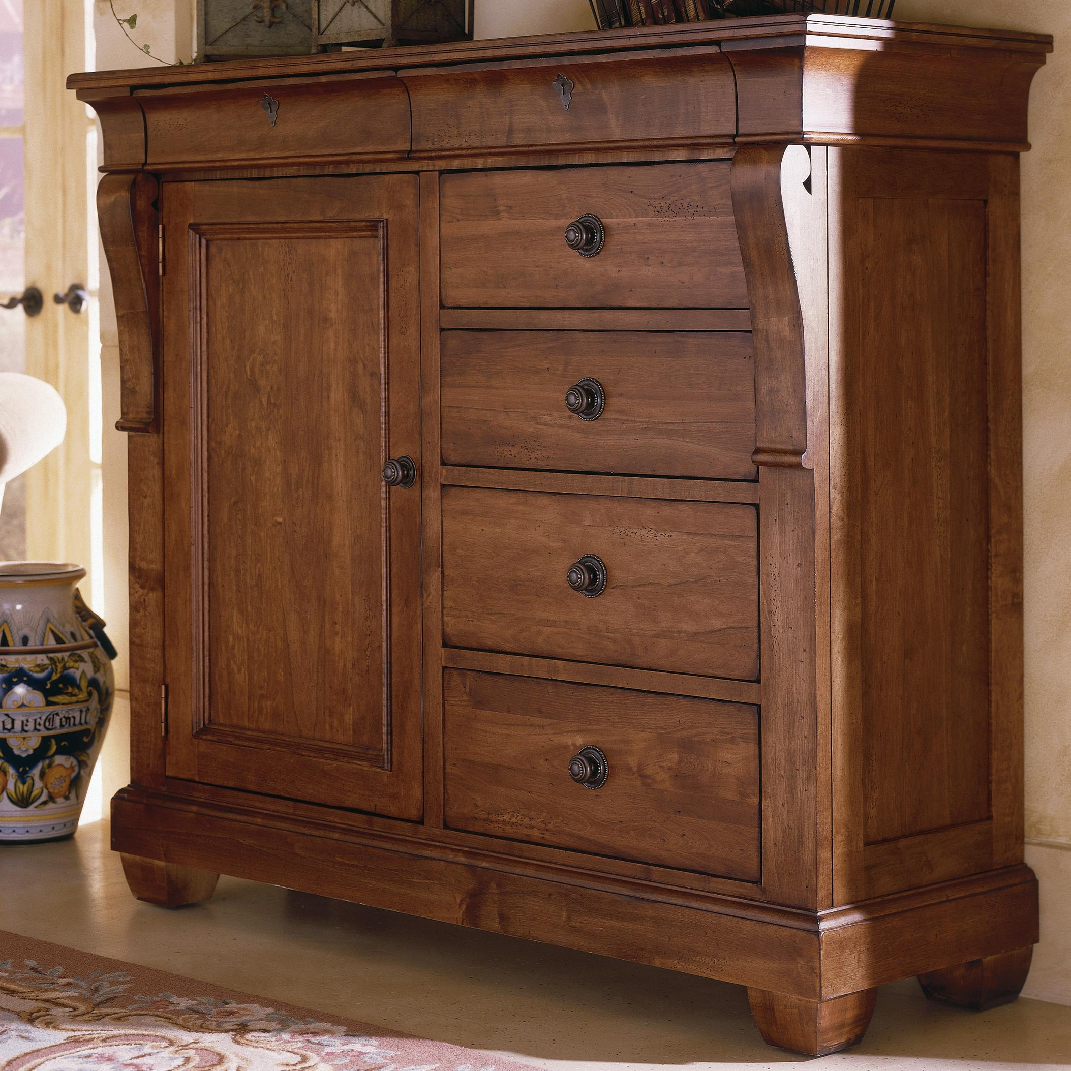 Merveilleux Kincaid Furniture Tuscano Door Chest   Item Number: 96162