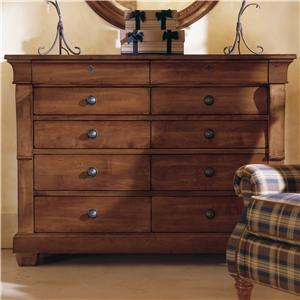 Kincaid Furniture Tuscano Drawer Dresser