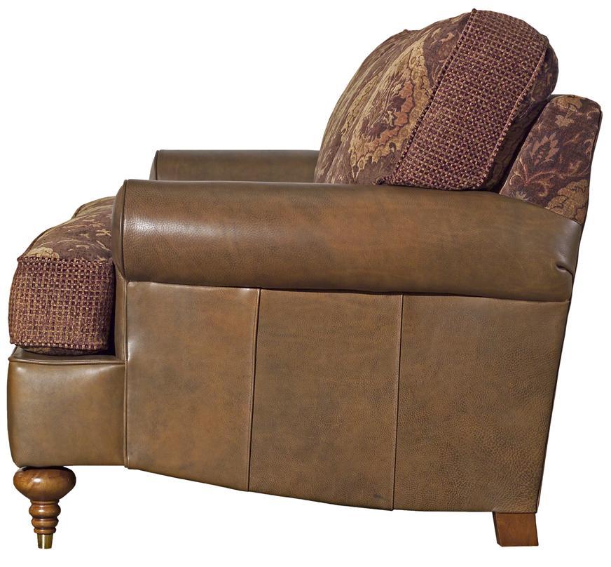 Kincaid Furniture Tuscany Traditional Stationary Sofa Johnny Janosik Sofa