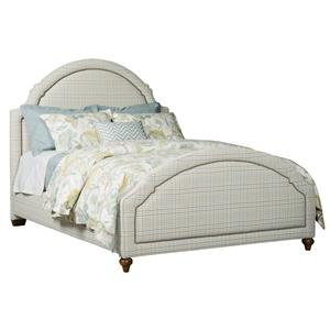 Kincaid Furniture Upholstered Beds Queen Ashbury Upholstered Bed