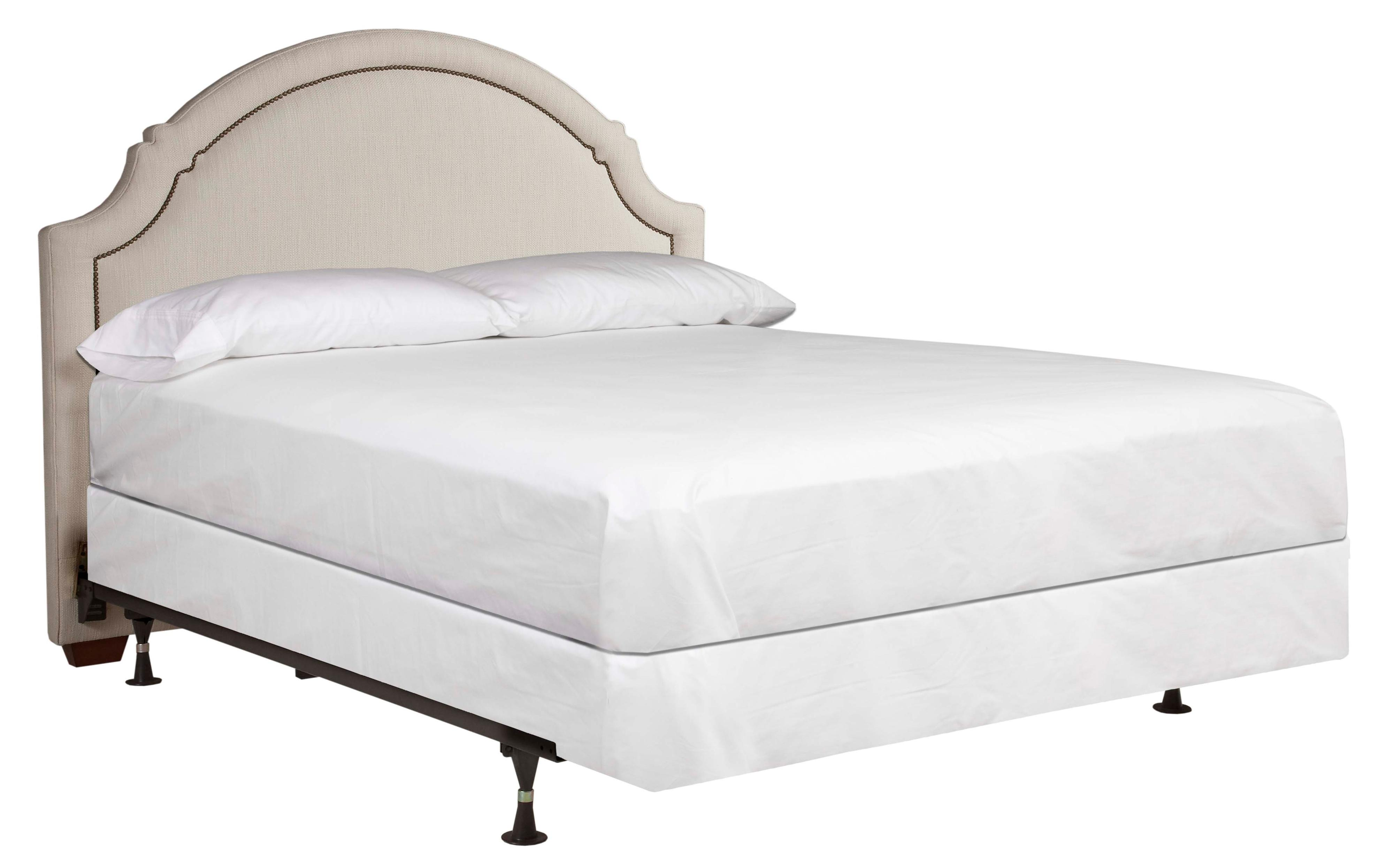 Kincaid Furniture Upholstered Beds Ashbury King Headboard - Item Number: 10-266H