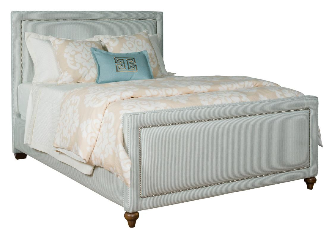 Lacey Queen Upholstered Bed