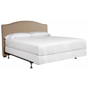 Kincaid Furniture Upholstered Beds Dover Queen Headboard