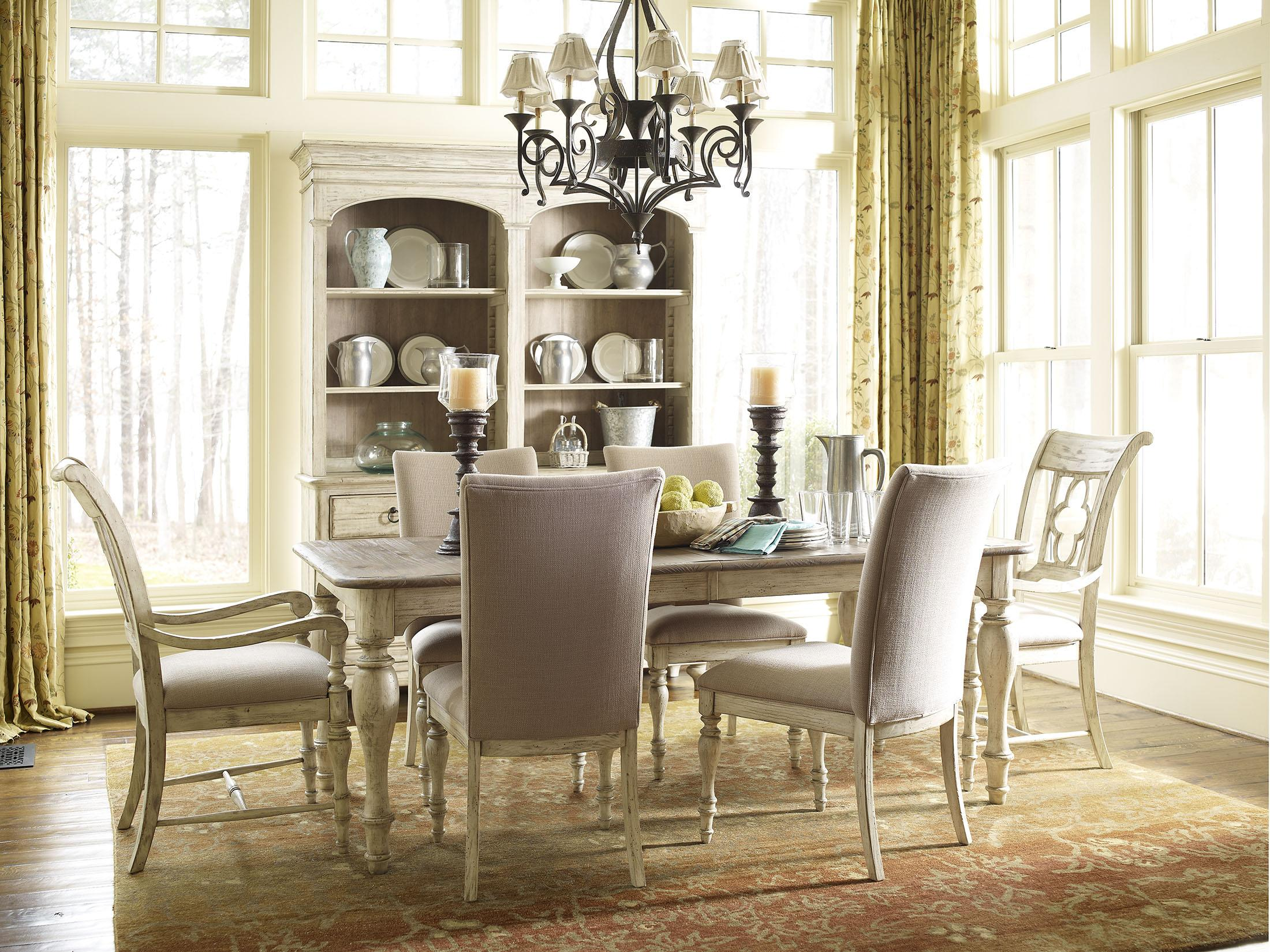 Weatherford Formal Dining Room Group 2 by Kincaid Furniture at Johnny  Janosik