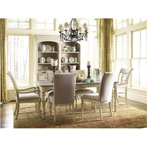 Kincaid Furniture Weatherford Dining Room Group 2
