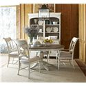 Kincaid Furniture Weatherford Formal Dining Room Group 4 - Item Number: 75 Dining Room Group 3