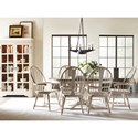 Kincaid Furniture Weatherford Formal Dining Room Group - Item Number: 75 Dining Room Group 4