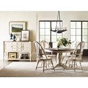 Kincaid Furniture Weatherford Casual Dining Room Group - Item Number: 75 Dining Room Group 6