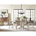 Kincaid Furniture Weatherford Formal Dining Room Group - Item Number: 75 Dining Room Group 7