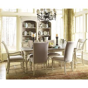 Kincaid Furniture Weatherford 7 Piece Dining Set