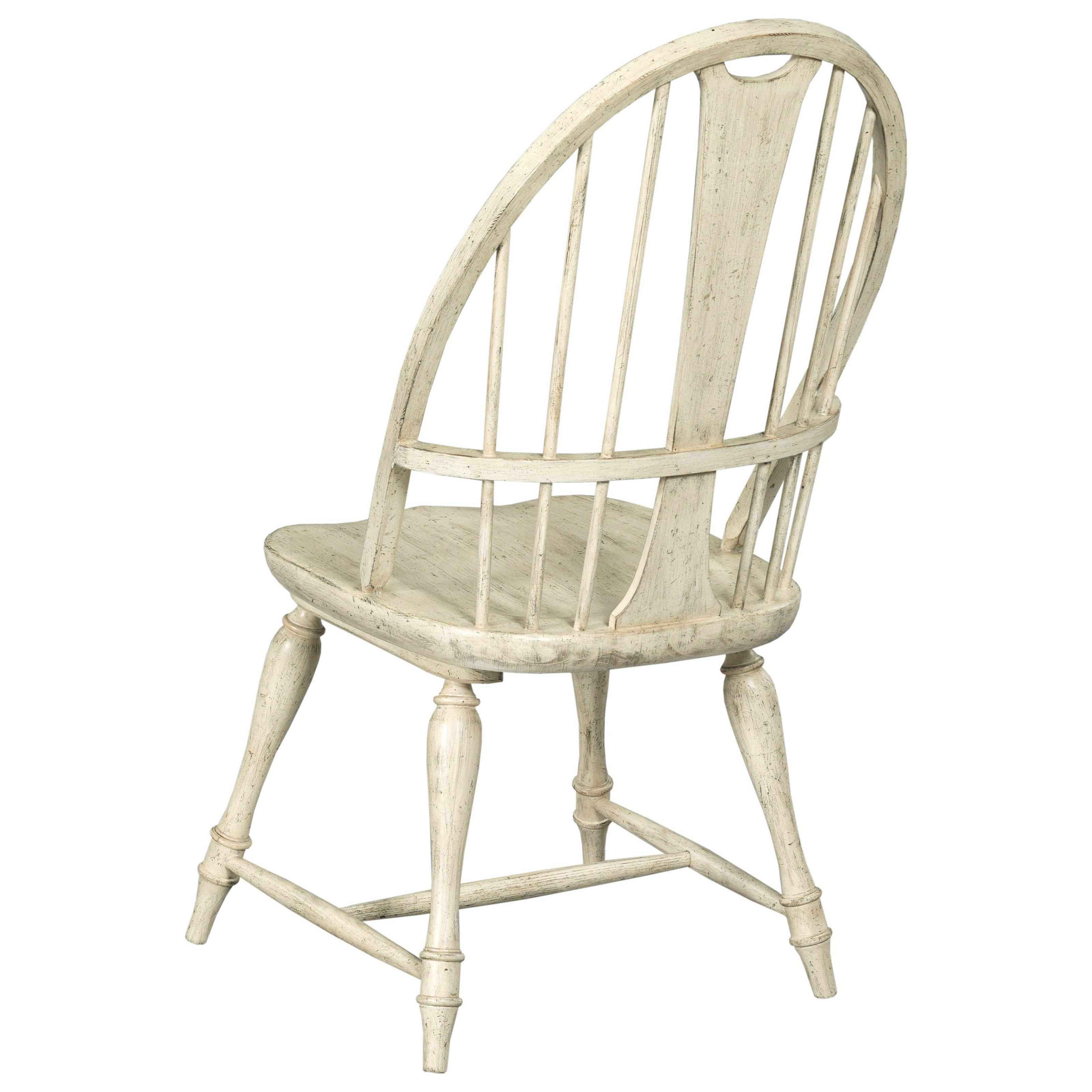 Kincaid Furniture Weatherford Baylis Side Chair With