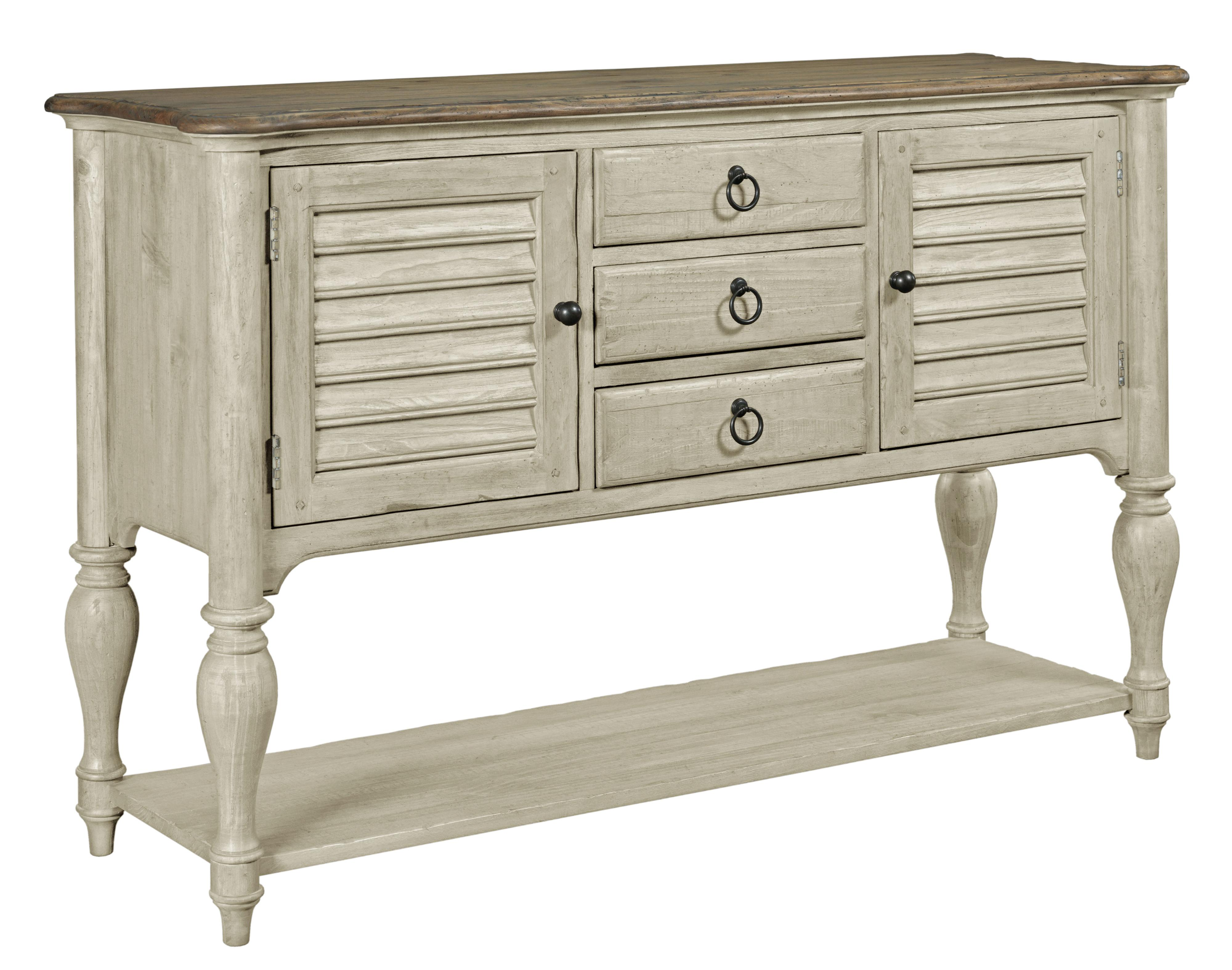 Weatherford Edisto Sideboard by Kincaid Furniture at Johnny Janosik