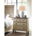 Kincaid Furniture Weatherford Baldwin Bachelors Chest with Night Light and Electrical Outlet