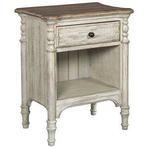 Kincaid Furniture Weatherford Open Nightstand