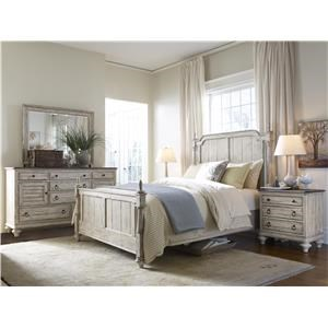 Kincaid Furniture Weatherford 3 Piece Bedroom Set