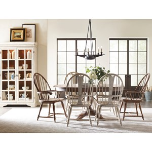 Kincaid Furniture Weatherford Formal Dining Room Group