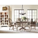 Kincaid Furniture Weatherford Formal Dining Room Group - Item Number: 76 Dining Room Group 2