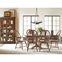 Kincaid Furniture Weatherford Formal Dining Room Group - Item Number: 76 Dining Room Group 6