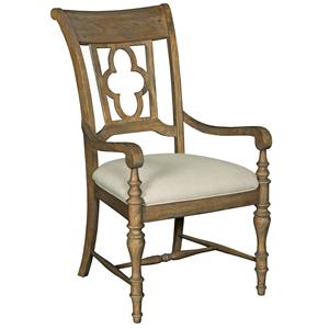 Kincaid Furniture Weatherford Arm Chair