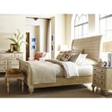Kincaid Furniture Weatherford Queen Bedroom Group - Bed shown may  not represent size indicated
